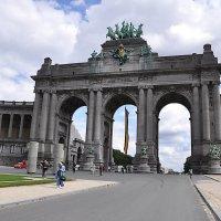 Триумфальная арка в Брюсселе :: Евгений Дубинский