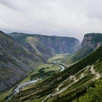 Долина реки Чулышман :: Александр Баранов