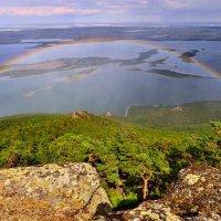 Выше радуги :: Андрей Гомонов