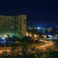 ночной город :: Lidiya Gaskarova