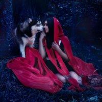 Где то в лесу... :: Таня Грин