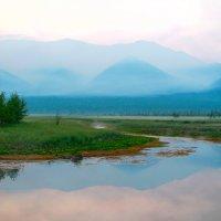 Озеро на Баргузинском заливе :: Таня Грин