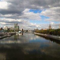 Moscow river :: Наталья Шевякова
