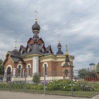 вновь построенная церковь :: Сергей Цветков