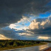 После дождя :: Евгений Небензя