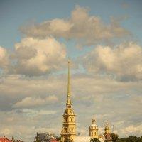 Петропавловская крепость :: Михаил Шумилкин