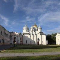 Кремль В. Новгорода :: Наталья