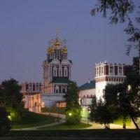 Монастырь :: Антон Орловецкий