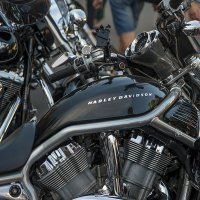 Harley-Davidson в Петербурге :: Владимир Питерский