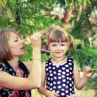 Мамина дочка :: Irina Kireeva