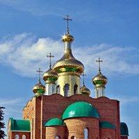 храм строится.. :: юрий иванов