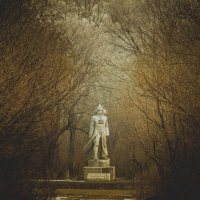 Памятник красноармейцу :: Эдуард Куклин