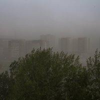 пыльная буря. :: lev