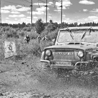 """""""Козёл"""" грязи не боиться. :: Виктор Евстратов"""