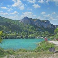 Крым, озеро на Мангупе :: Эля Юрасова