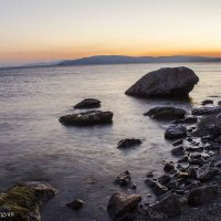 Sunset Lake Sevan :: Mikayel Gevorgyan