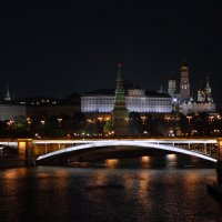 Ночь.Москва ) :: Колибри М