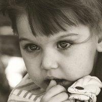 Маленькая женщина :: Вадим