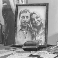Володя с Мариной.. :: Надежда Шемякина