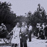 Старая фотография. :: Сергей Касимов