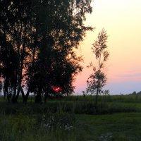 Августовский закат :: Елена