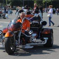 Дни Harley Davidson в Петербурге :: Вера Моисеева