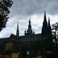 Собор Святого Вита в Праге :: Денис Кораблёв