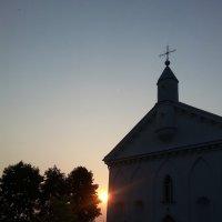 12 августа, восход :: Юрий Бондер