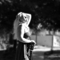При лучах солнца :: Евгений Стрелков