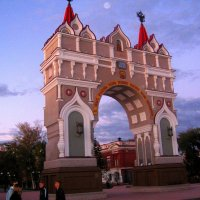 Благовещенская триумфальная арка. :: Александр Атаулин