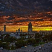 Москва.  Новоспасский монастырь. :: Viktor Nogovitsin