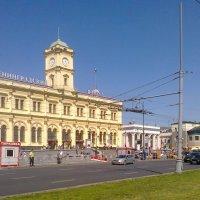 Два вокзала. :: Oleg4618 Шутченко