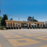 Аллея славы в городе ТИХОРЕЦК :: Grishkov S.M.