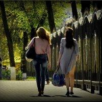 Май в городе! :: Владимир Шошин