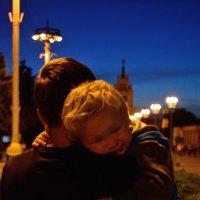 Любовь к папе :: Veyla Vulpes