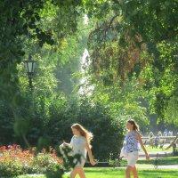 Лето в городе :: Людмила