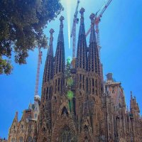 Храм Святого Семейства (Барселона) :: Александр