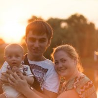 Семья в сборе :: Алексей Гончаров