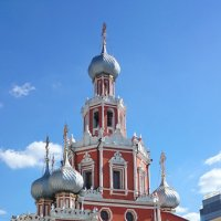 Храм Знамения иконы Божией Матери на Шереметьевом дворе :: Galina194701