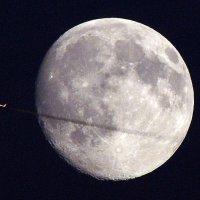 Полёт на Луну :: Владимир Виттих