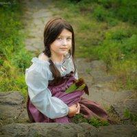 утро в деревне :: Оксана Чепурнаева
