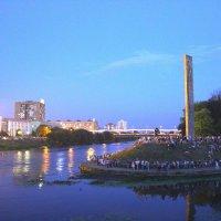 Праздник города. :: Борис Митрохин