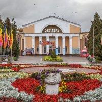Смоленск. Кинотеатр «Октябрь» :: Алексей Шаповалов Стерх