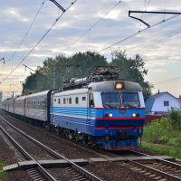 Электровоз ЧС2К-869 :: Денис Змеев