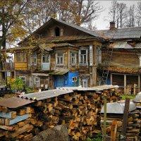 Дождливым днём осеннею порою... :: Vlad Седов