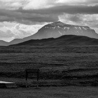 Исландия. Гора Snafell (1883 м) :: Олег Неугодников