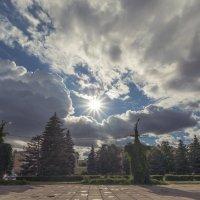 После дождика... :: Сергей Сердечный
