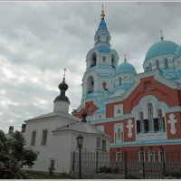 Центр монастыря.. :: tipchik