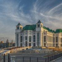 Оперный театр. Астрахань :: Игорь Кузьмин