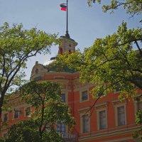 Михайловский замок. Восточный фасад (Санкт-Петербург) :: Павел Зюзин